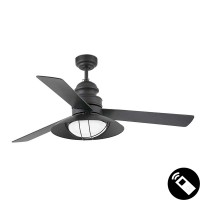 Winch Fan Ø 132Cms Marron 3 Palas 2Xe27 20W 33396