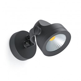 Alfa Proyector Gris Oscuro Led 15W 3000K 70025