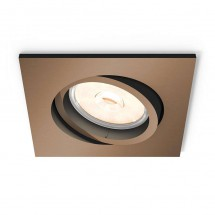 Empotrable LED GU10 Donegal Cobre 5040105PN