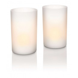 Pack 2 Sintetico LED Candlelights 7007531PH