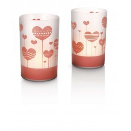 Pack 2 LED Candles Special Moments 7007555PH